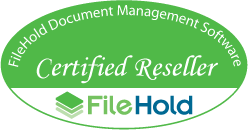 FileHold Certified Reseller Badge